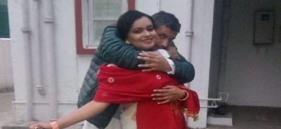 Apoorva Tiwari and Rohit Shekhar Tiwari