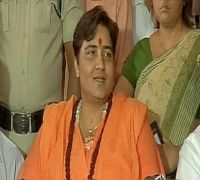 Former DGPs come out strongly against Pragya Thakur's 'despicable' comments on Hemant Karkare