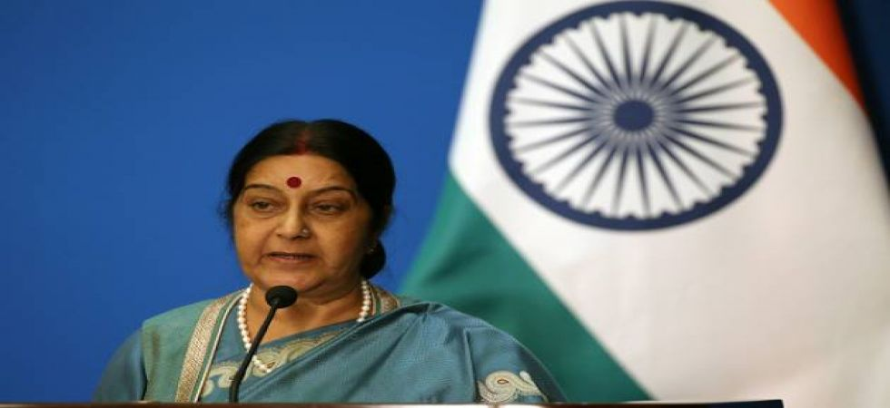 Foreign Minister Sushma Swaraj (File Photo)