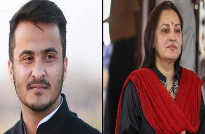 Now, Azam Khan's son calls Jaya Prada 'Anarkali', she hits back saying 'like father like son'