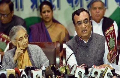 Bigwigs feature in Congress' list of six Lok Sabha candidates for Delhi