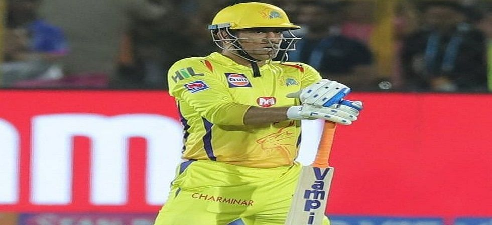 MS Dhoni went past 4000 runs as skipper and also registered his highest individual Twenty20 score but Chennai Super Kings fell short by one run against Royal Challengers Bangalore. (Image credit: Twitter)
