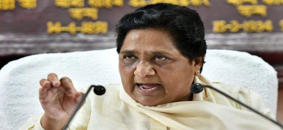 BSP chief Mayawati slammed Pragya Singh Thakur for making controversial statements. (File Photo: PTI)