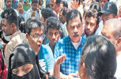 TS Inter Results 2019: Students stage protests outside TSBIE office over goof up
