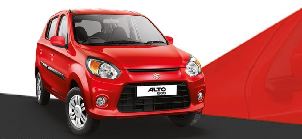 Maruti Alto best-selling passenger vehicle in 2018-19 (file photo)