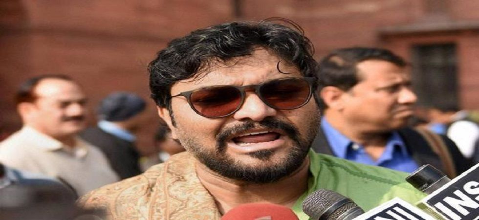 FIRs against BJP's Babul Supriyo for playing anti-Trinamool song and snatching camera of EC official