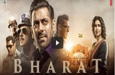 Salman Khan starrer 'Bharat' will be all about romance and 'desh bhakti'; Watch trailer here
