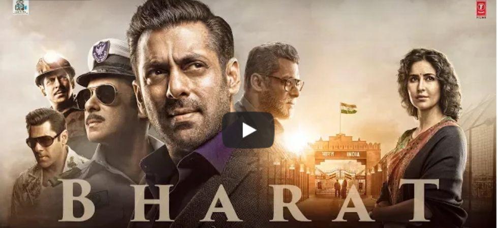 Salman Khan starrer 'Bharat' trailer is all about romance and 'desh bhakti';