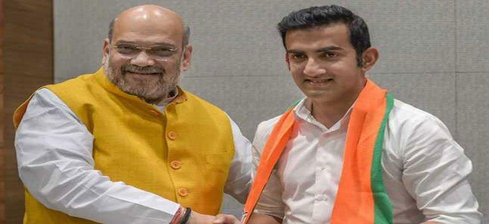 Gautam Gambhir has replaced sitting BJP MP Mahesh Giri. (File Photo)