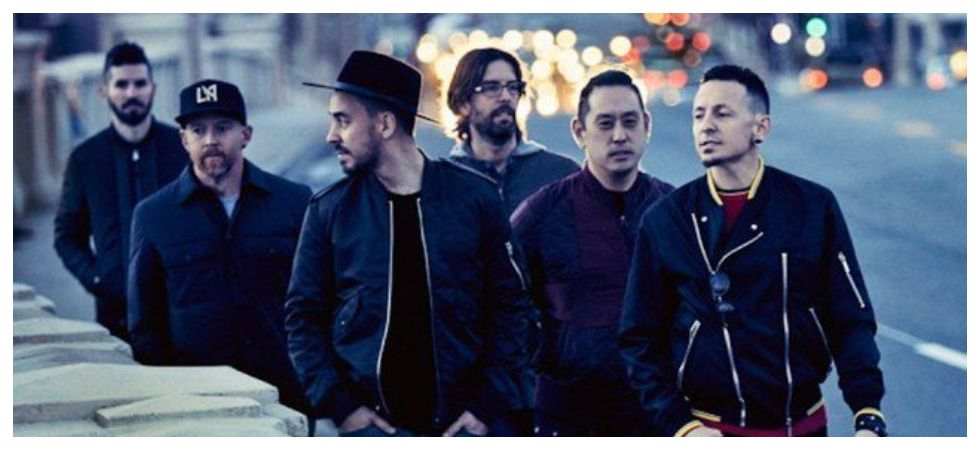 Linkin Park talking about making new music (Photo: Twitter)