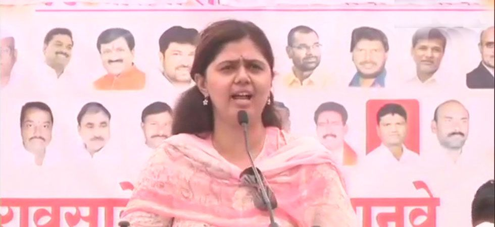 Pankaja Munde asserted that nowadays anyone questions surgical strike to grab headlines. (File Photo: ANI)