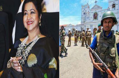 Tamil actress escapes death narrowly during Sri Lanka blasts