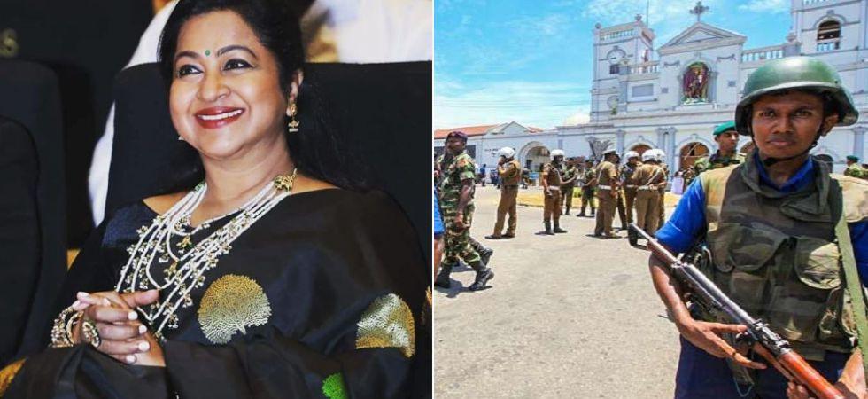 THIS Tamil actress escapes death narrowly during Sri Lanka blasts