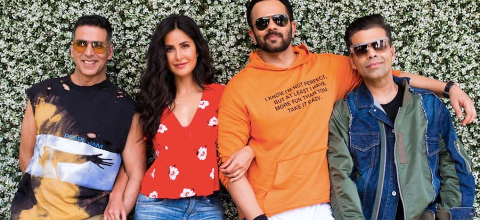 Katrina Kaif joins Rohit Shetty's cop universe with Sooryavanshi