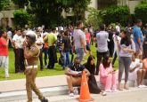 Sri Lanka suicide bomber queued at hotel buffet, then set off blast