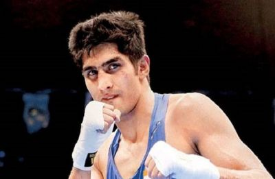 Boxer Vijender Singh to contest from South Delhi Lok Sabha seat as Congress candidate