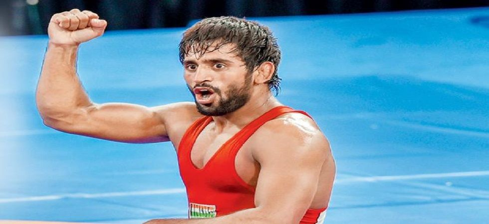 Bajrang comfortably defeated Uzbekistan's Sirojiddin Khasanov 12-1 in the semifinals (Image Credit: Twitter)