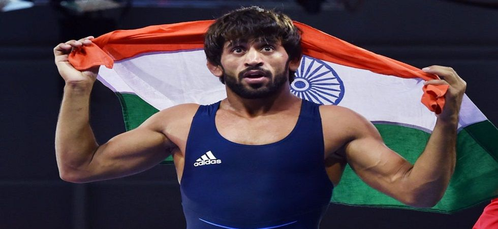 Bajrang Punia wins gold in Asian Championship (Image Credit: Twitter)