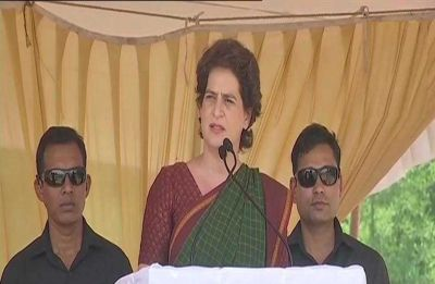 Priyanka Gandhi says she will contest from Varanasi against Modi if party wishes