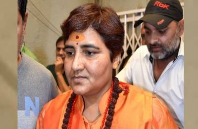 Clashes break out during Sadhvi Pragya Singh Thakur's roadshow in Bhopal, two arrested