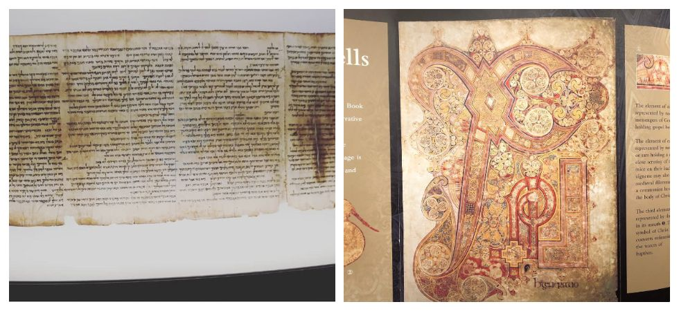 Oldest surviving books of all time (Photo: Instagram)