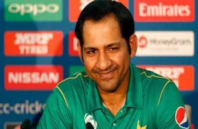 Good to be World Cup underdogs, says Pakistan captain Sarfraz