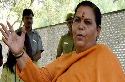 Life of 'gathbandhan' very small, says Uma Bharti