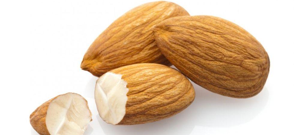 Almonds may cut heart disease risk in diabetics: Study