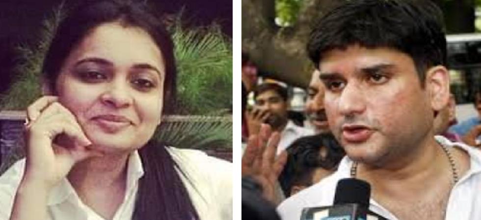 Apoorva Shukla Tiwari and Rohit Shekhar