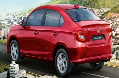 Honda Cars India launches new Amaze variant at Rs 8.56 lakh