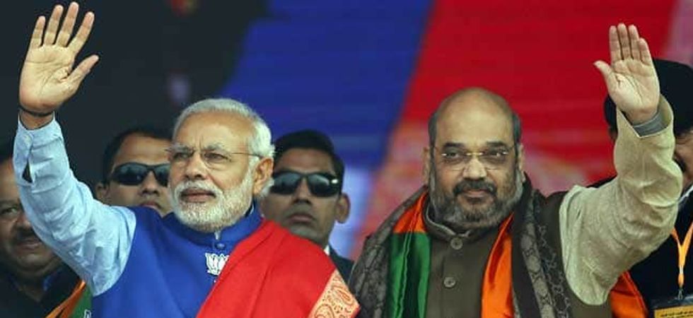 Prime Minister Narendra Modi and BJP chief Amit Shah (File Photo)