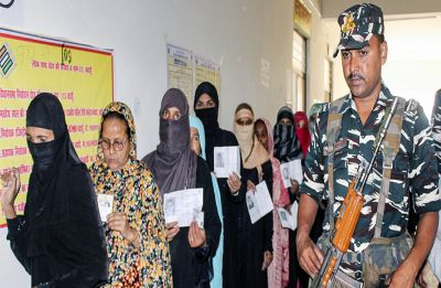 66% cast vote as EVM glitches, violence and Bengal murder mar third phase of Lok Sabha polls