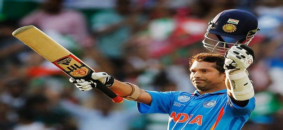 Sachin Tendulkar turns 46 on April 24 and fans took to Twitter to wish him Happy Birthday. (Image credit: ICC Twitter)