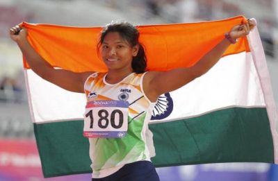 Asian Athletics Championship: Swapna Barman, Asian Games gold medalist secures silver in hepthathlon
