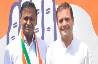Udit Raj, former BJP MP from North West Delhi, joins Congress after being denied ticket