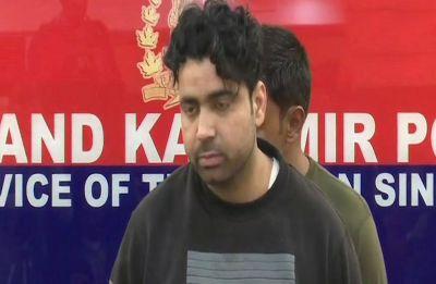 Terrorist, trained at Zaki Ur Rehman Lakhvi's house, arrested; was active in Srinagar since 2017: Police