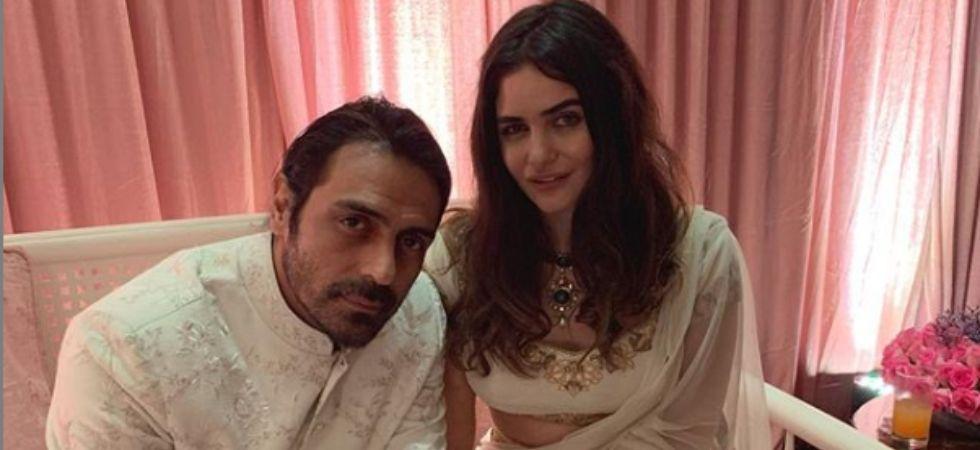 Arjun Rampal and girlfriend Gabriella will soon become parents!