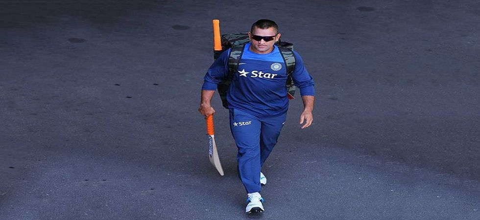 Dhoni said that there has been some stiffness but it is holding up as of now.