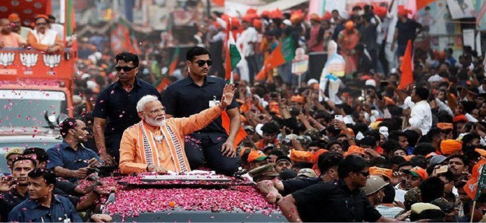 Prime Minister Narendra Modi (Photo Source: @BJP4India)