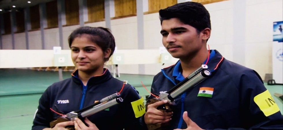 India wins two gold in ISSF shooting World Cup (Image Credit: Twitter)