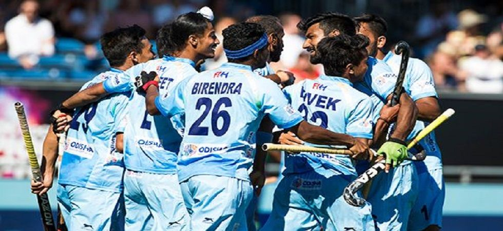 India to play Russia in FIH Series Finals opener on June 6th (Image Credit: Twitter)