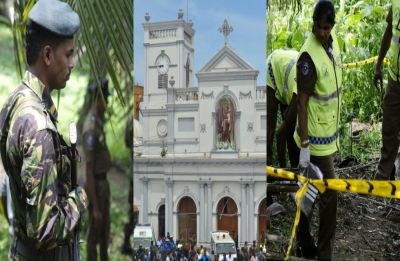 Sri Lanka Catholic churches suspend public mass until situation improves