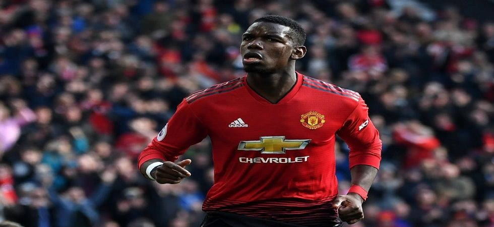 Pogba odd man out in PFA team of the year (Image Credit: Twitter)