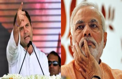 Rahul Gandhi accuses PM Modi of doing 'injustice' with people in last 5 years