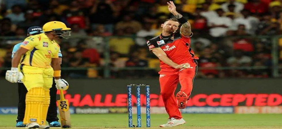 Dale Steyn took four wickets in two games against Kolkata Knight Riders and Chennai Super Kings. (Image credit: Twitter)
