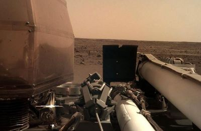 Marsquake detected by NASA's InSight lander