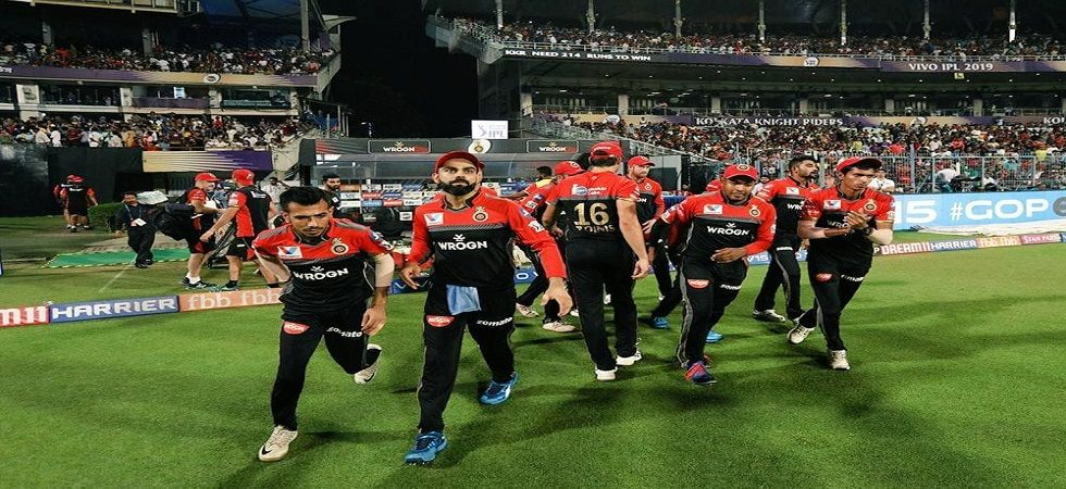 Virat-led RCB registered third consecutive win in IPL 12 (Image Credit: Twitter)