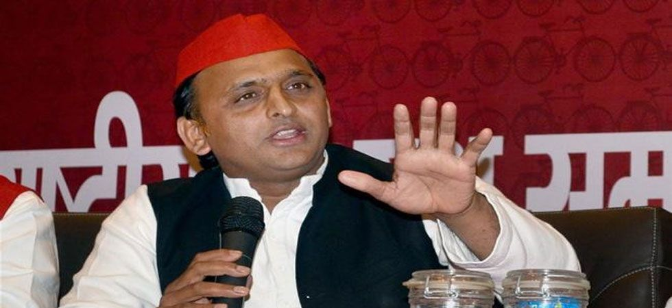 Akhilesh Yadav also coined a new term for the BJP and called it the 'Bhaagti Janata Party. (File Photo: PTI)