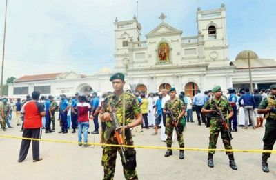 Easter Sunday attacks: Sri Lanka revises down death toll to 253