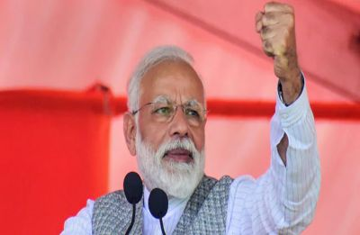 'Congress insults middle class, calls it selfish and greedy': PM Modi in Mumbai rally